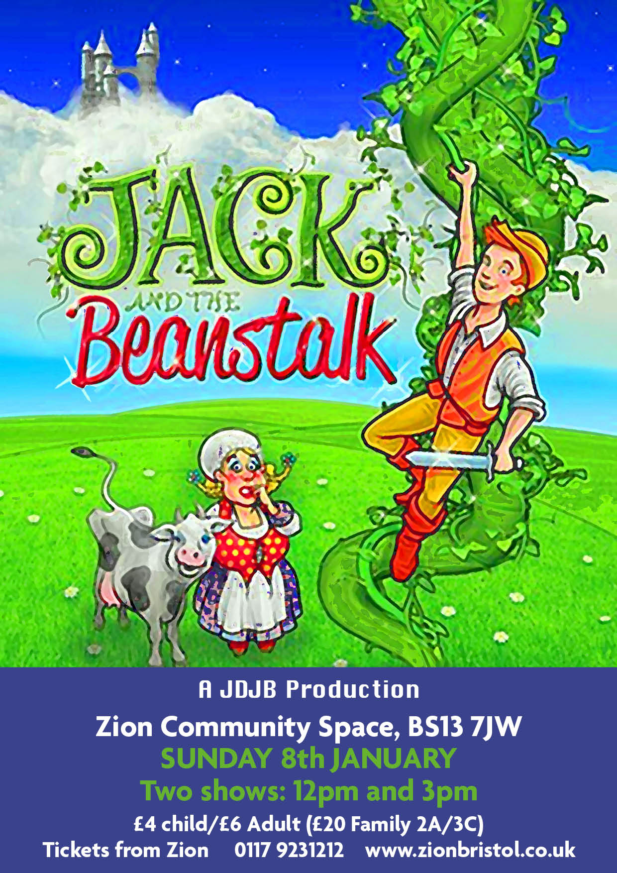 Jack And The Beanstalk Adult Cartoon