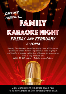 Family karaoke_night